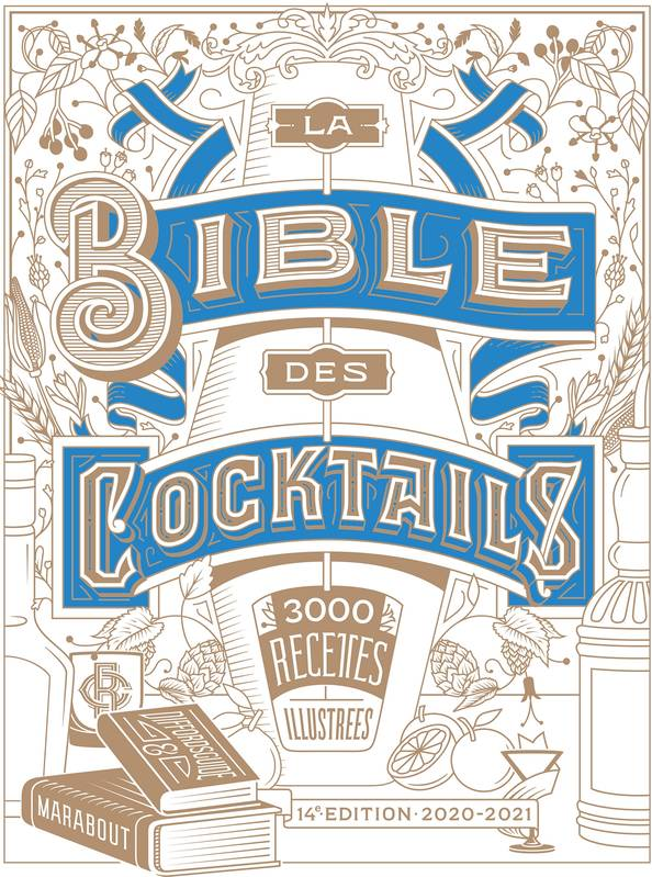 La bible des cocktails Simon Difford - Edition 2020-2021