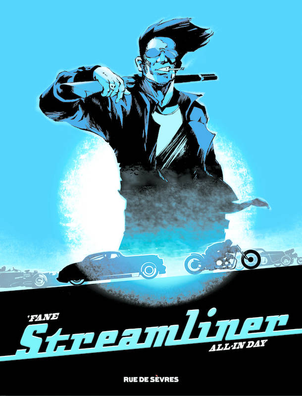 Streamliner / All in day