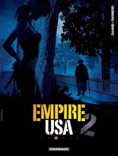 Empire USA, saison 2, 3, Empire USA (saison 2) - Tome 3 - Sans titre