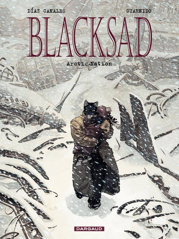 Blacksad., Blacksad - tome 2 - Arctic-Nation
