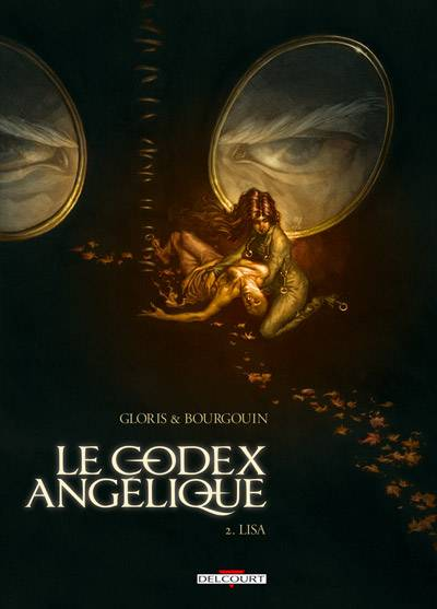 2, Le Codex angélique T02, Lisa