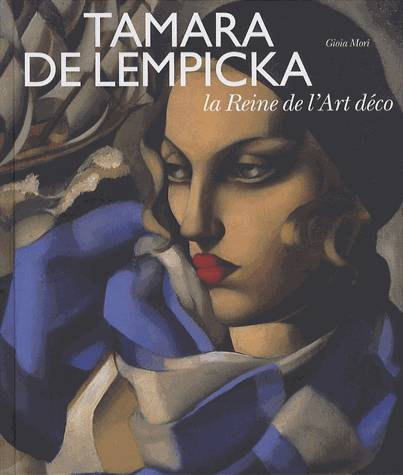 livre tamara de lempicka la reine de l 39 art d co. Black Bedroom Furniture Sets. Home Design Ideas