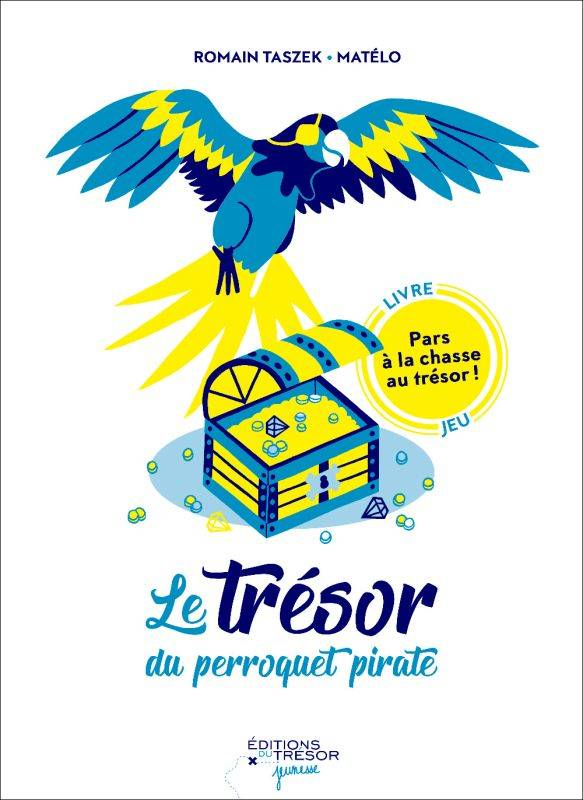 LE TRESOR DU PERROQUET PIRATE