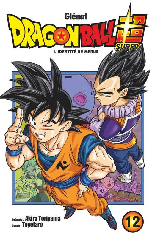 Dragon Ball Super - Tome 12, Dragon ball super