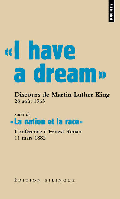 « I have a dream », suivi de
