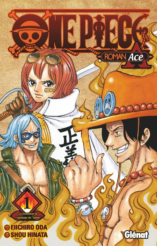 One Piece Roman - Novel A 1re partie, Novel A