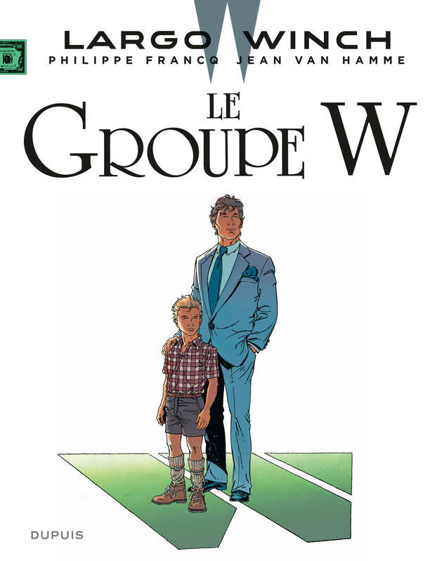 Largo Winch / Le groupe W