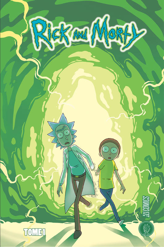 Rick & Morty, 1, Rick and Morty