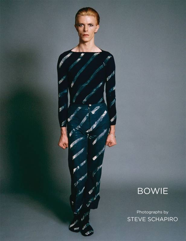 Bowie : Photographs by Steve Schapiro