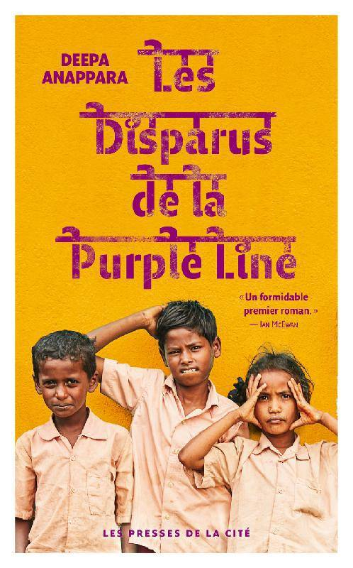 Les Disparus de la Purple Line