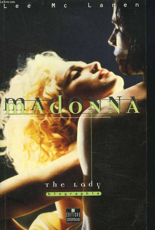 Madonna the lady, the lady