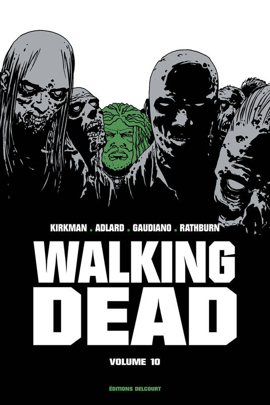 Walking Dead Prestige volume 10
