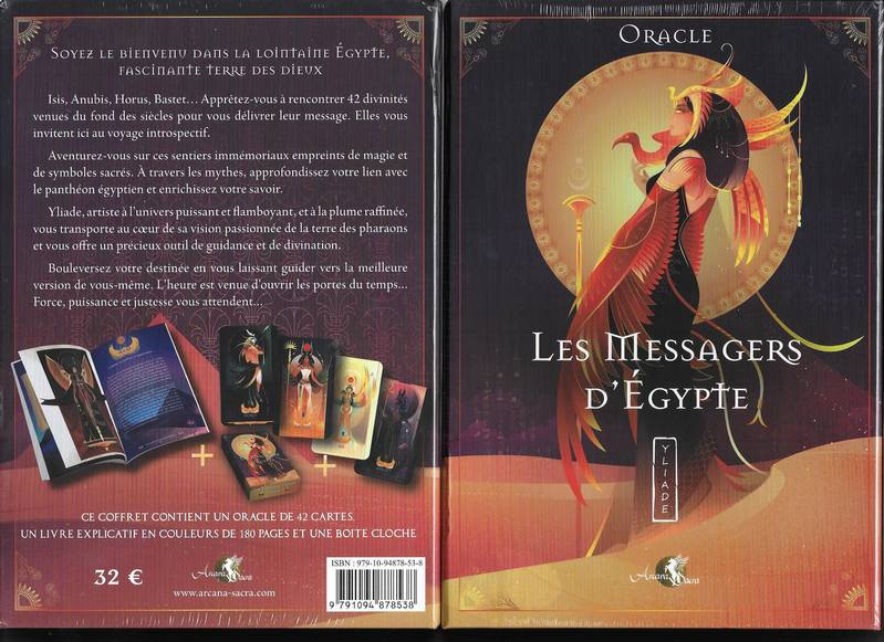 Les messagers d'Egypte / oracle
