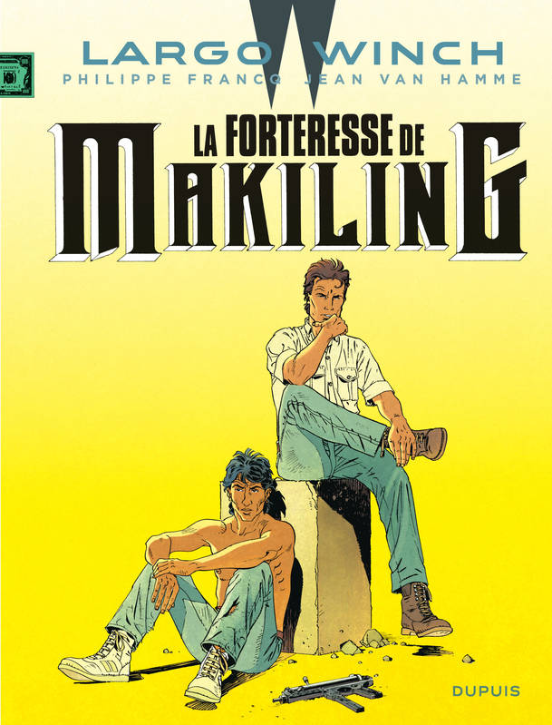 Largo Winch., 7, La forteresse de Makiling