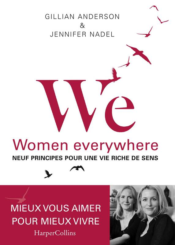 WE - Neuf principes pour une vie riche de sens, Women everywhere - Avec des exercices d'application pratique
