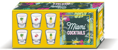 Coffret Miami cocktails