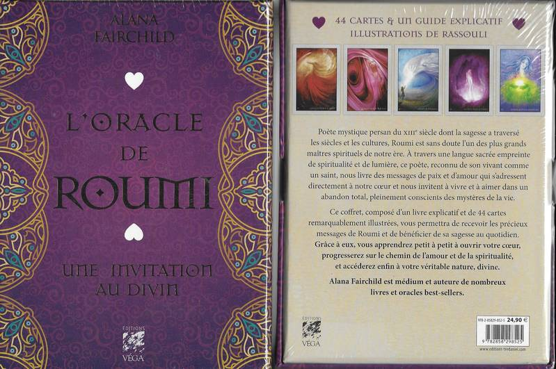 L'oracle de Roumi / une invitation au divin