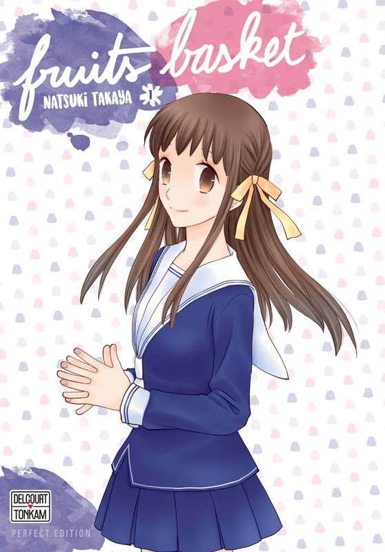 1, Fruits Basket Perfect T01