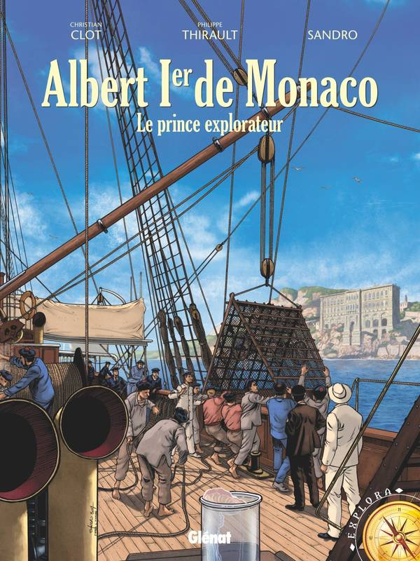 Albert 1er, Le prince explorateur