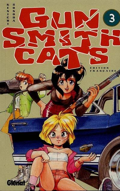3, Gunsmith Cats - Tome 03
