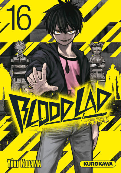 16, Blood Lad - tome 16