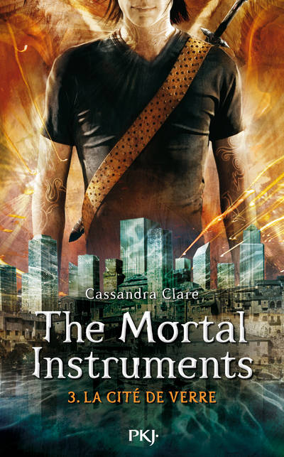 The mortal instruments, La cité de verre