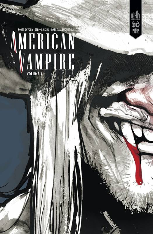American Vampirtégrale - Edition Black Label  - Tome 1