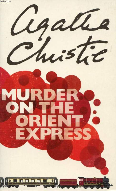 Murder on the Orient Express, Livre