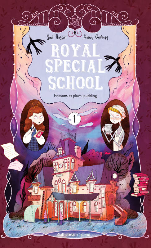 Royal special school, 1, Frissons et plum-pudding