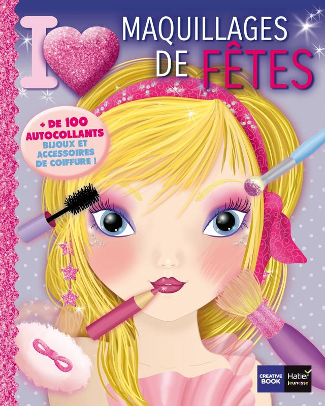 I love maquillages de fêtes