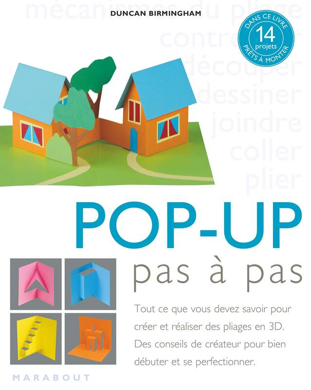 Pop up pas à pas