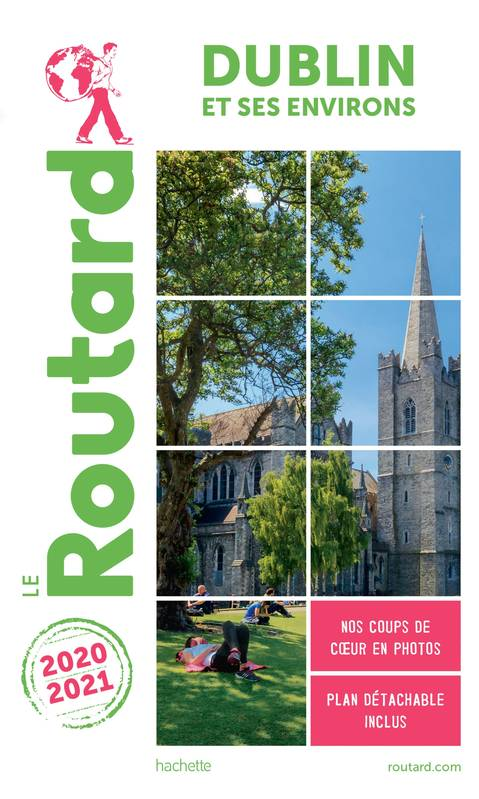Guide du Routard Dublin 2020/2021
