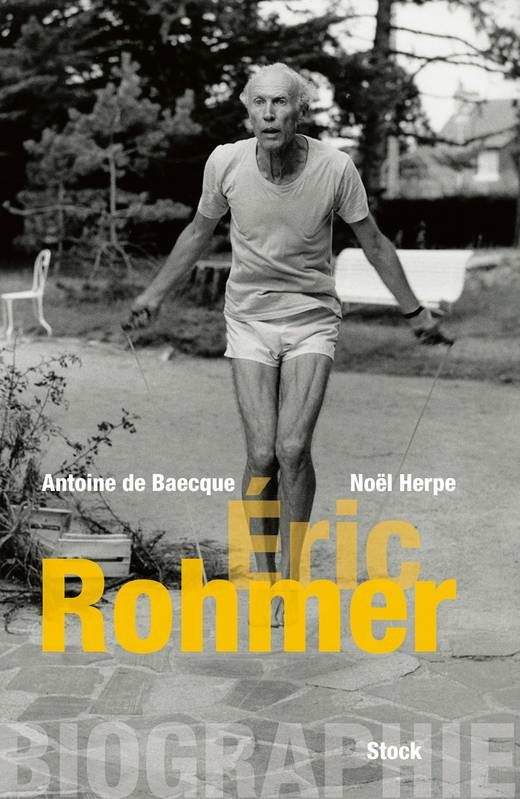 Biographie d'Éric Rohmer, biographie