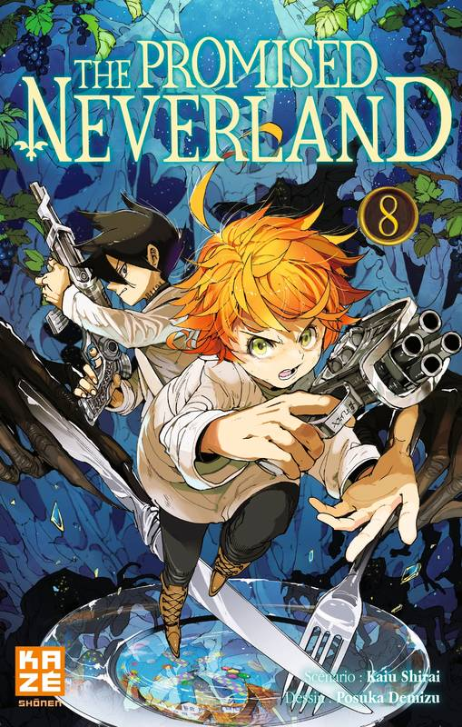 8, The Promised Neverland T08