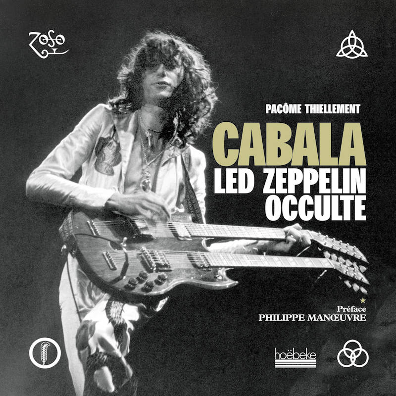Cabala, Led Zeppelin occulte