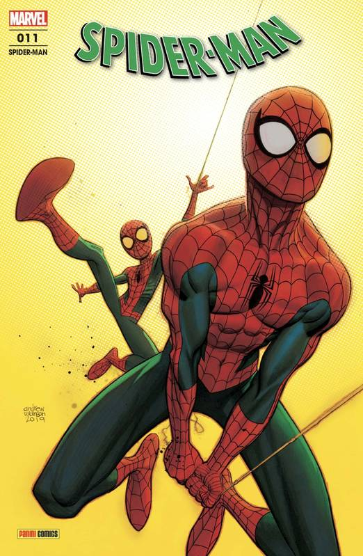 Spider-Man (fresh start) Nº11