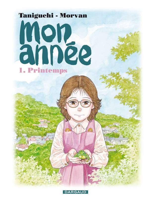 MON ANNEE T1 PRINTEMPS, Volume 1, Printemps