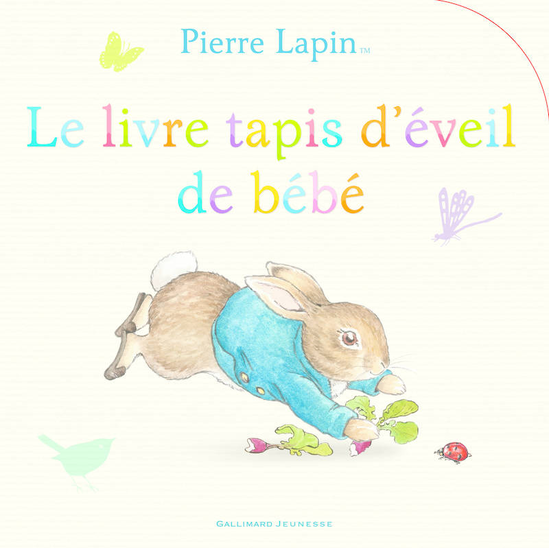 livre pierre lapin le livre tapis d 39 veil de b b beatrix potter beatrix potter beatrix. Black Bedroom Furniture Sets. Home Design Ideas