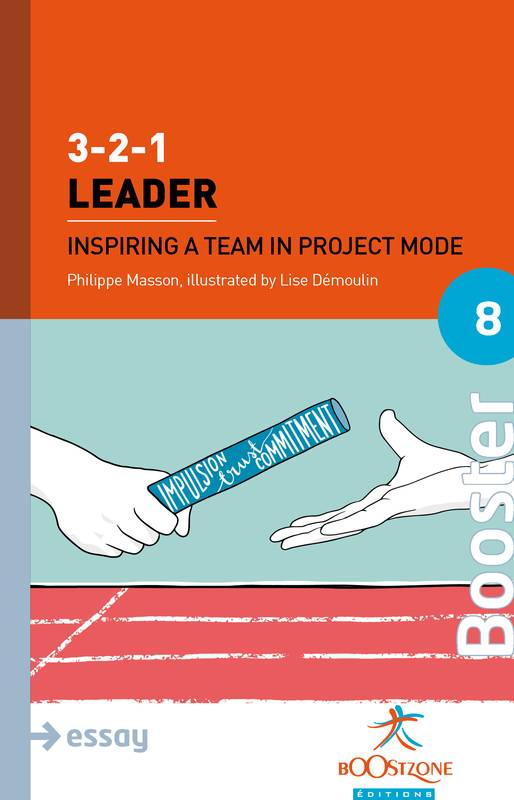 3-2-1 Leader, Inspiring a Team in Project Mode