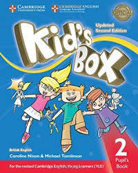 KID'S BOX LEVEL 2 SECOND EDITION /P..B.