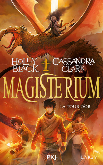 5, Magisterium - tome 5 La tour d'or