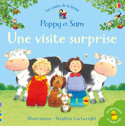 Une visite surprise - Poppy et Sam