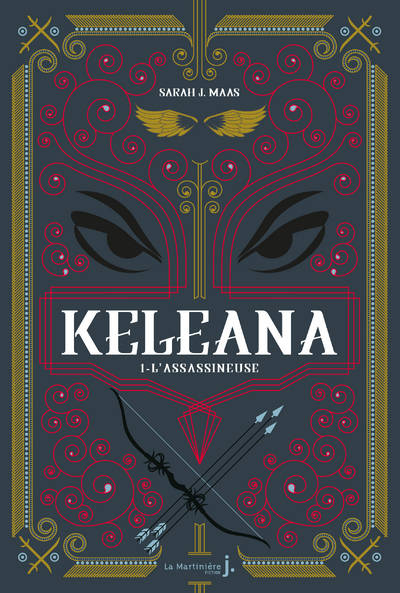 Keleana, Tome 1. l'assassineuse