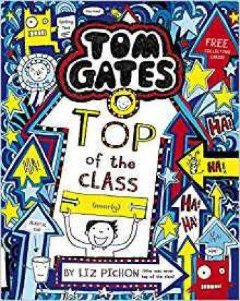 Tom Gates top of the class