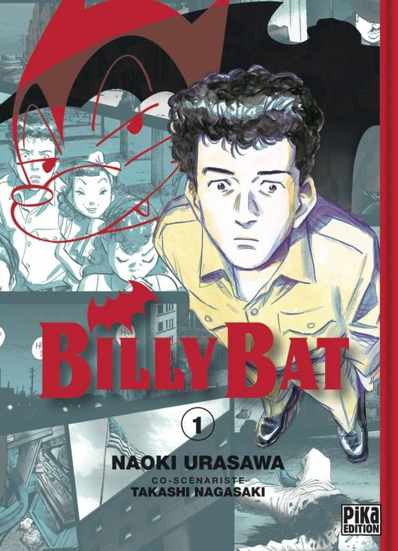 1, Billy Bat T01