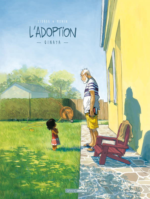 L'adoption T01, Qinaya
