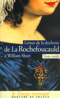 Lettres à William Short