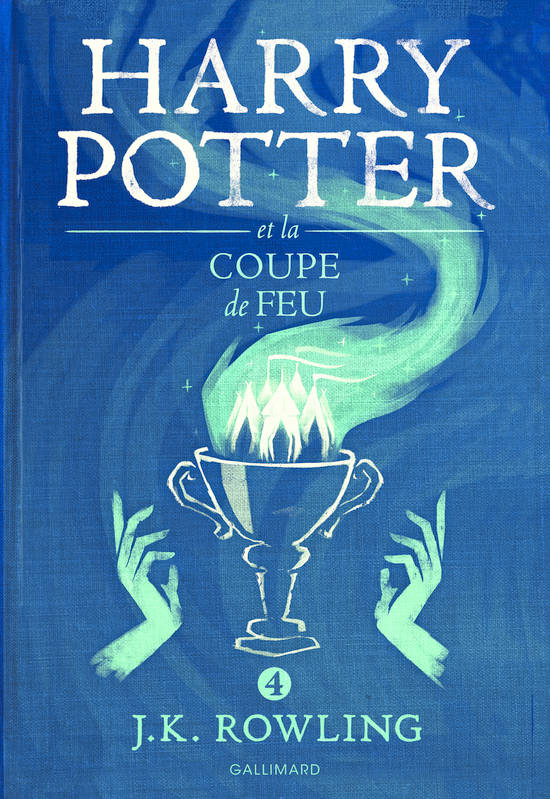 Livre Harry Potter Iv Harry Potter Et La Coupe De Feu