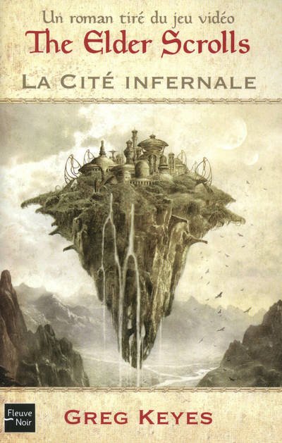 The Elder Scrolls / La cité infernale, the Elder Scrolls