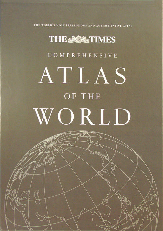 **TIMES COMPREHENSIVE ATLASOF THE WORLD